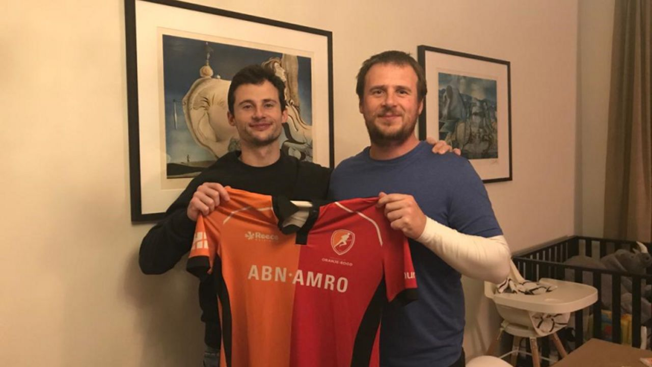 Verdediger Sander Baart terug bij Oranje-Rood