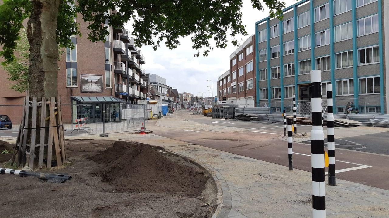 Opnieuw werk aan Hertogstraat, na klachten bewoners