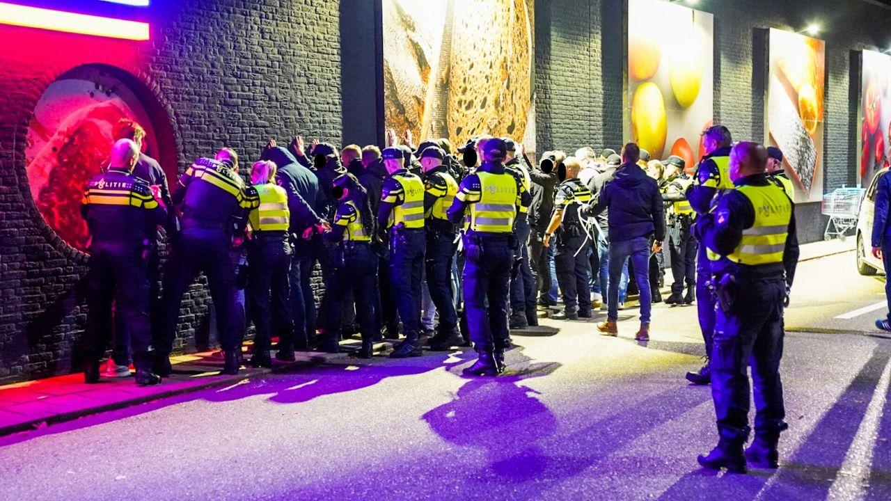 39 aanhoudingen in aanloop naar PSV-PEC Zwolle