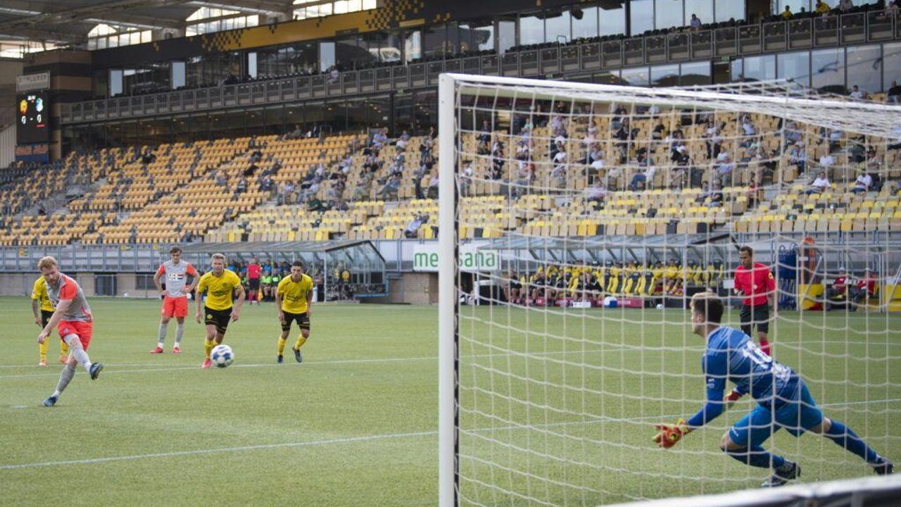 Oefenwedstrijd FC Eindhoven eerder op de dag door hitte