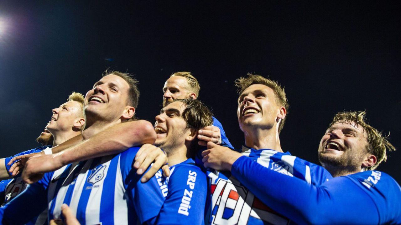 FC Eindhoven wint in extra tijd van FC Den Bosch