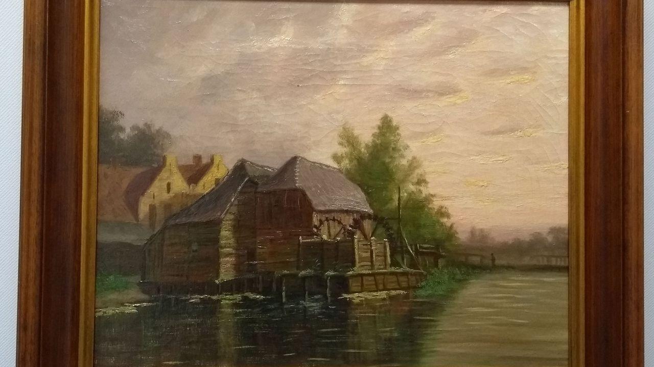 Eindhoven Museum koopt schilderijen Van Gogh-leerling