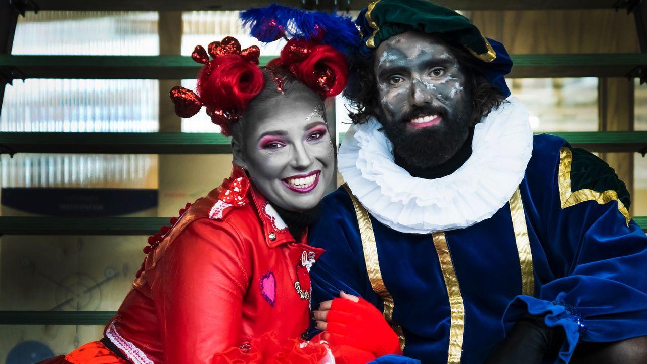Kick Out Zwarte Piet kondigt demonstraties aan tegen 'grijze piet'