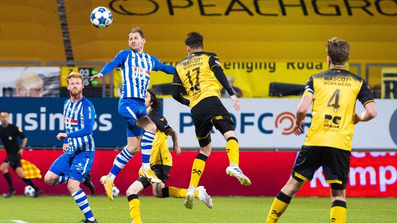 FC Eindhoven onderuit op bezoek bij Roda JC