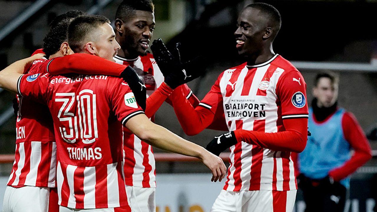 PSV tegen Celtic of FC Midtjylland bij winst tegen Galatasaray