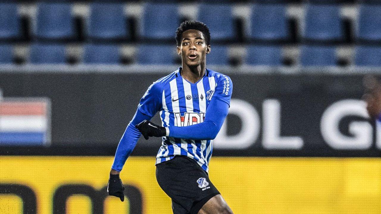 Collin Seedorf maakt zijn terugkeer naar FC Eindhoven