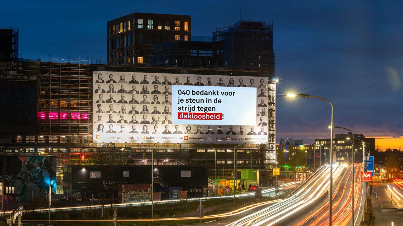 Eindhoven start een proef om dakloosheid te voorkomen