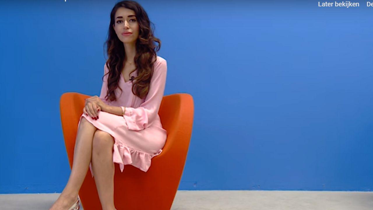 Zeynep Dag begint modeopleiding in Eindhoven