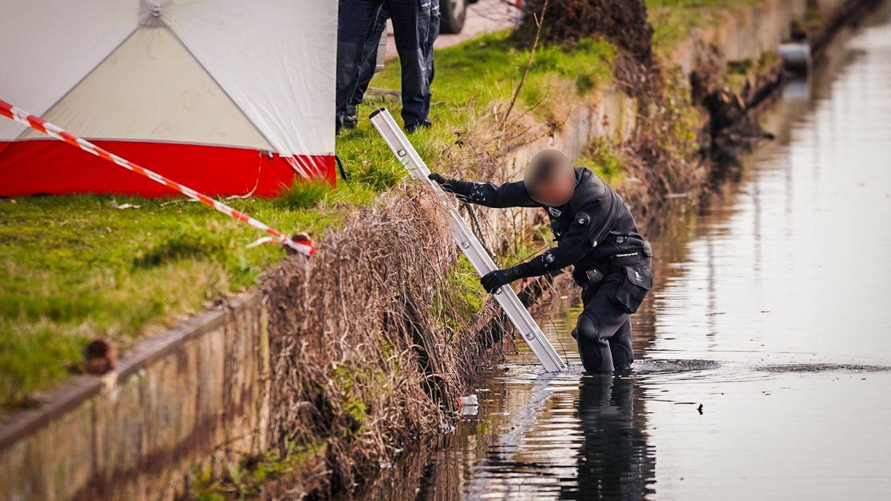 Lichaam gevonden in Eindhovens Kanaal