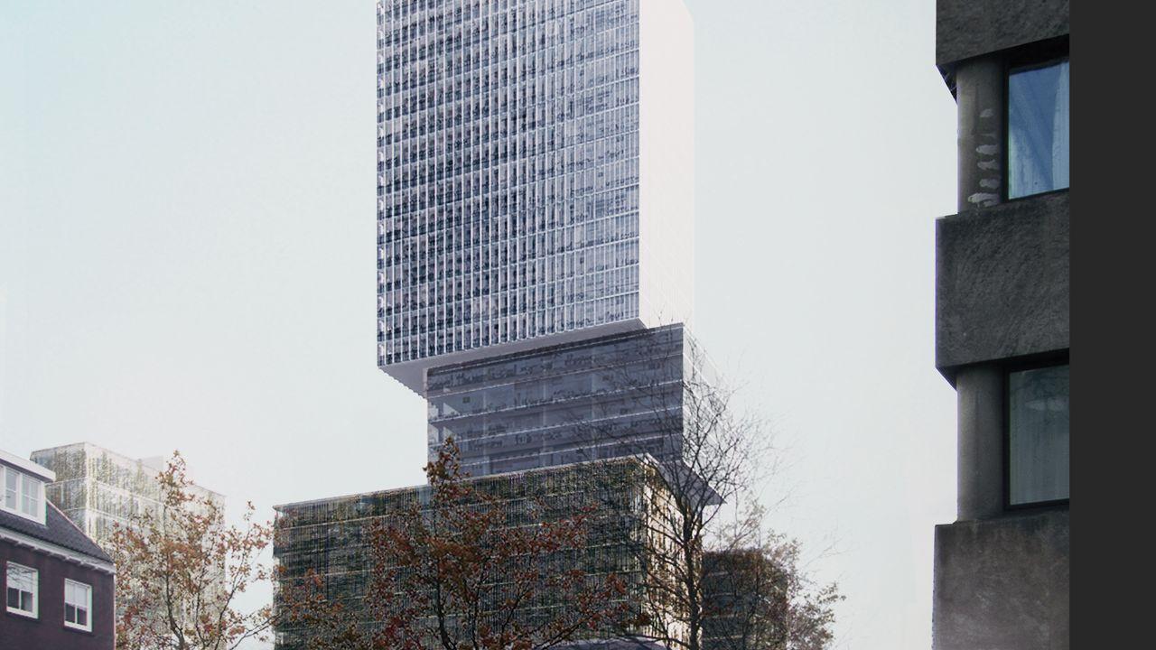 Groep bewoners in verzet tegen extreme hoogbouw Eindhoven