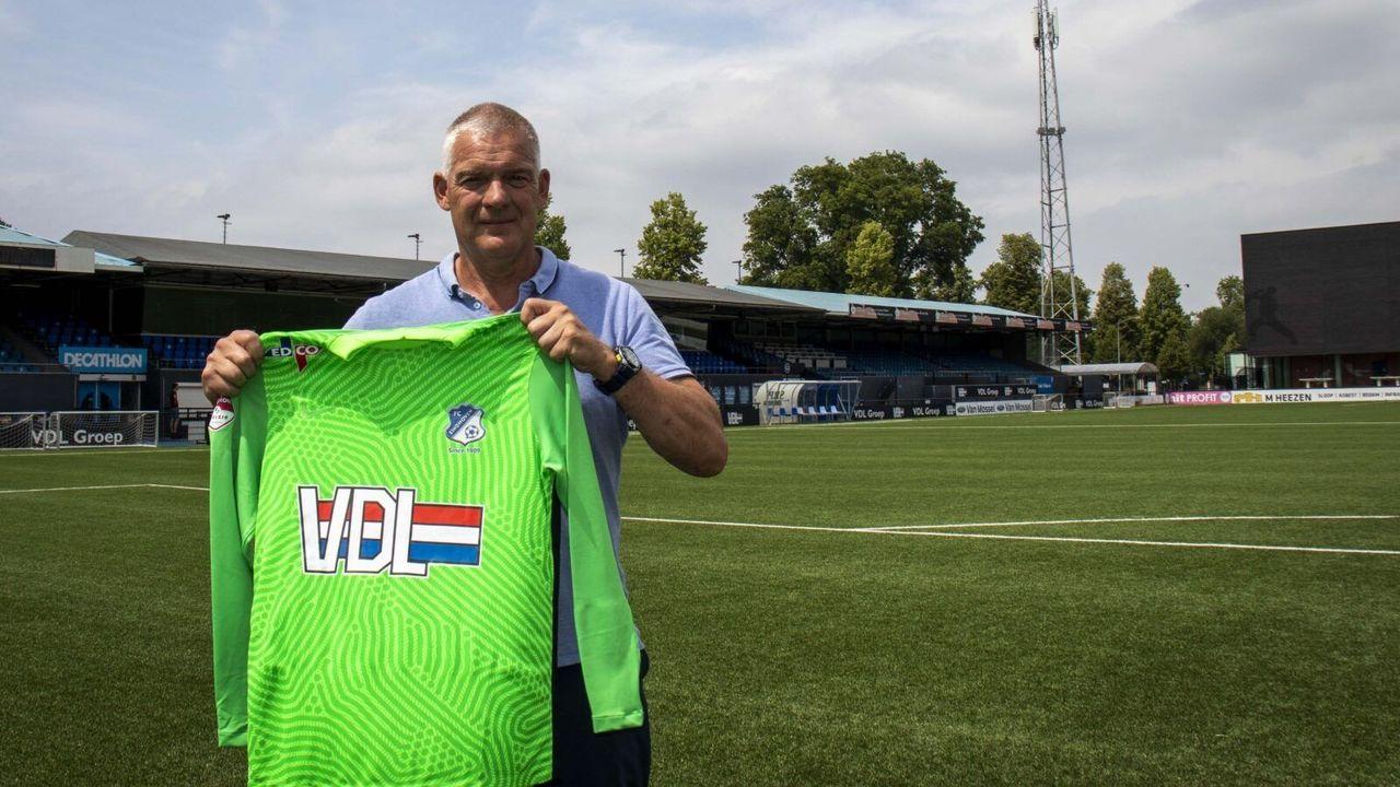 Oude bekende Hans Segers wordt keeperstrainer bij FC Eindhoven