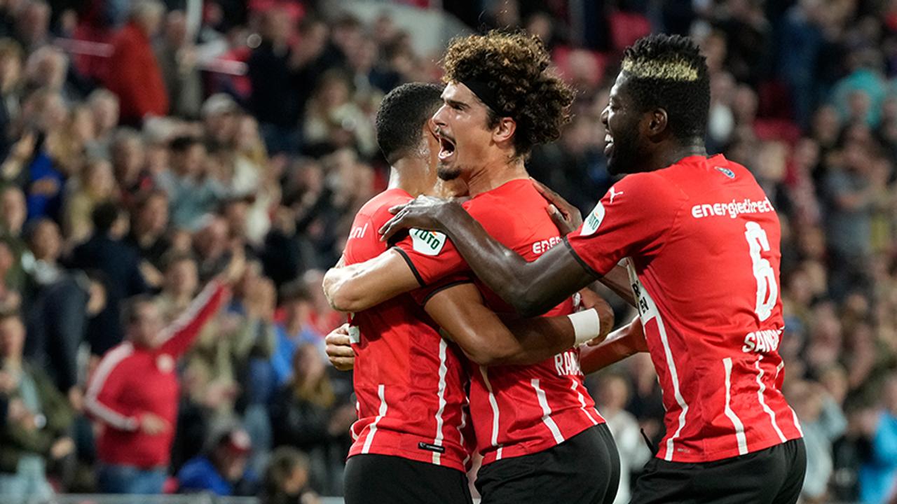 PSV pakt punt na gelijkspel Real Sociedad