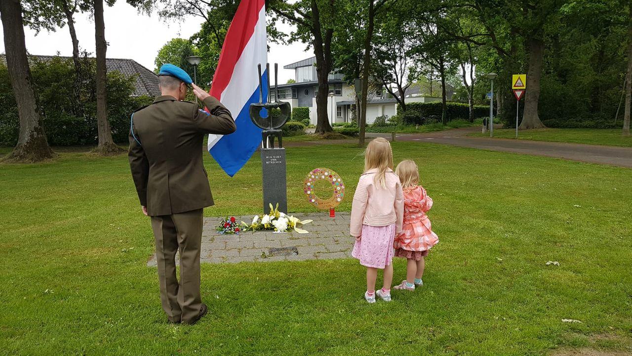 Sobere 4 mei-herdenking in regio Eindhoven
