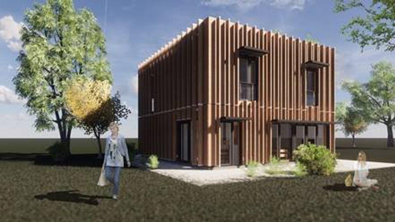 Woonbedrijf start bouw duurzame TU/e-woning
