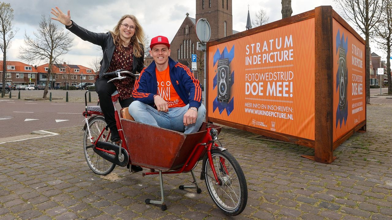 'Orange Room' van Koningsdag Eindhoven live bij Studio040