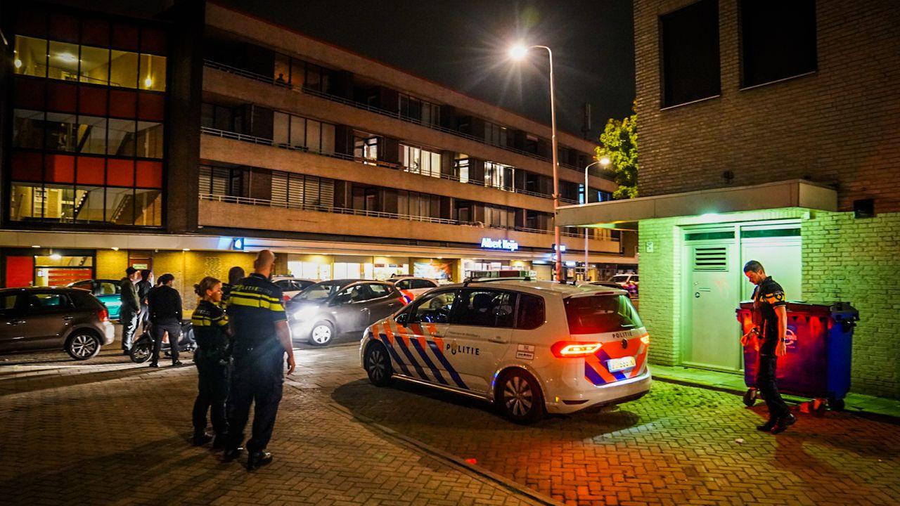 Verdachte van steekpartij meldt zichzelf bij politie