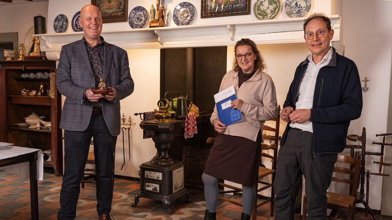 25.000 euro voor museum 't Oude Slot in Veldhoven