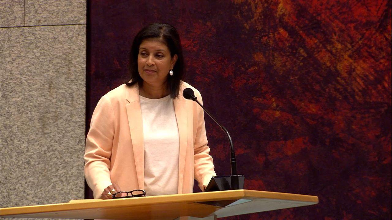 Mariëlle uit Geldrop schopte het als nieuwkomer tot Kamerlid