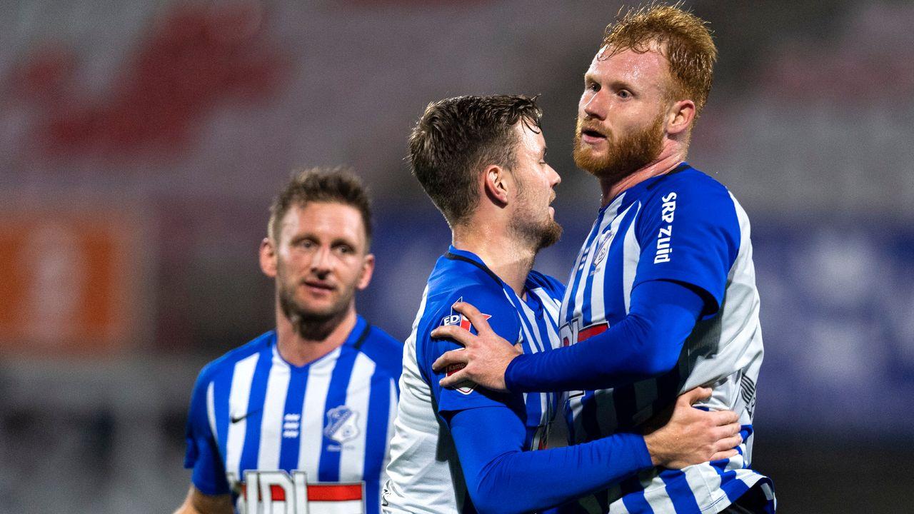Moeizaam duel voor FC Eindhoven tegen Oss