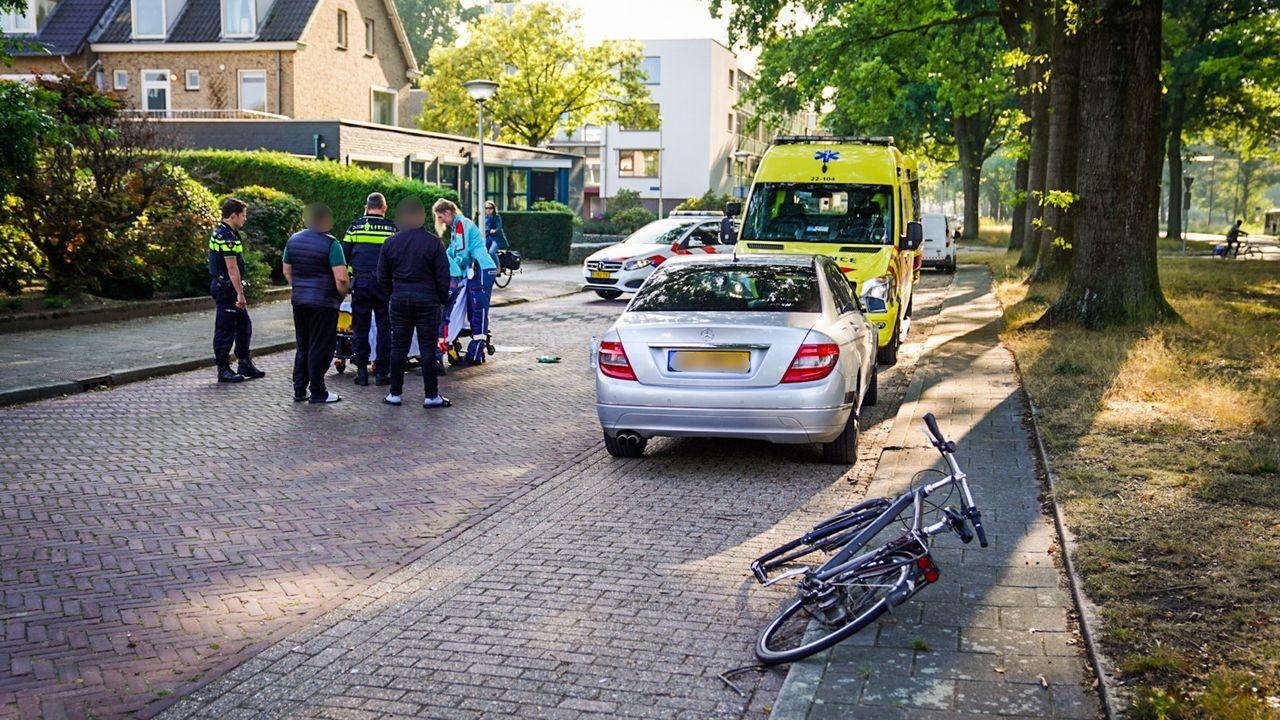 Fietser gewond geraakt bij ongeluk in Woensel-Zuid
