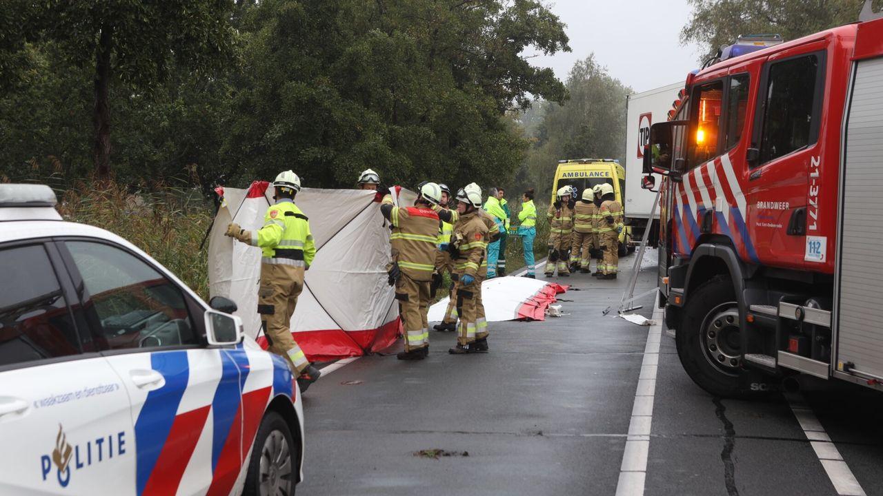Slachtoffer dodelijk ongeval Veghel blijkt man uit Geldrop