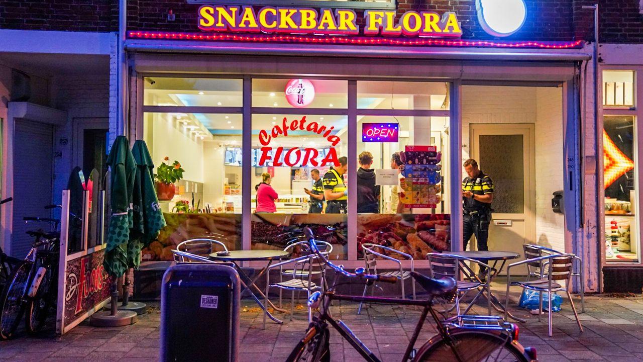 Snackbar in Stratum overvallen door drie tieners