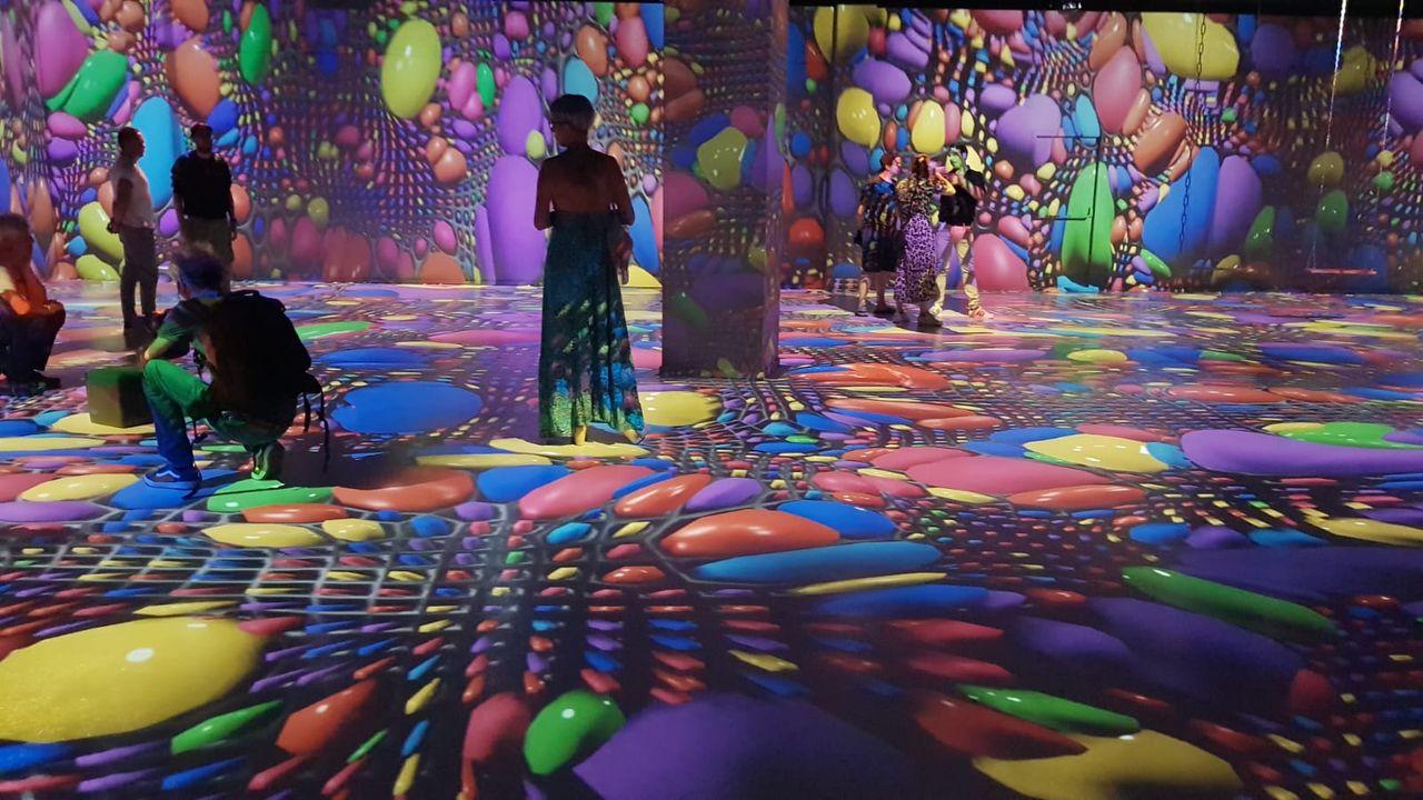 Motion biedt permanent podium voor lichtkunst