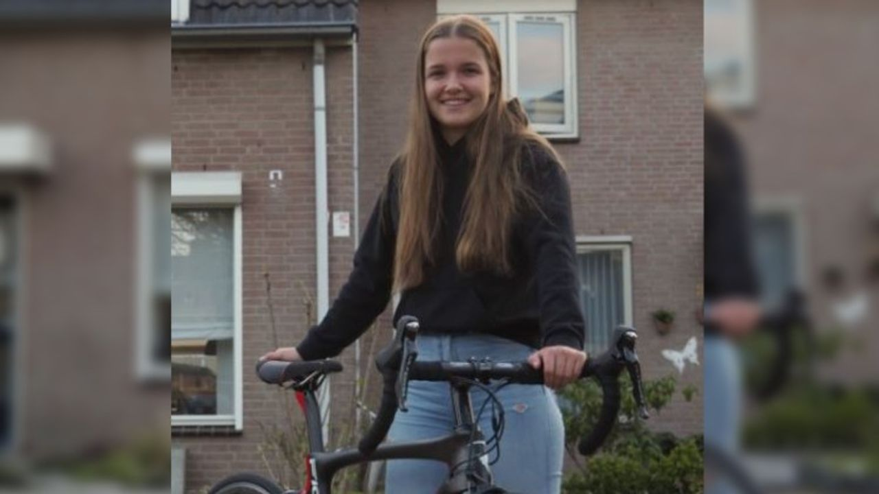 Cenzy fietst van Polen naar Nederland