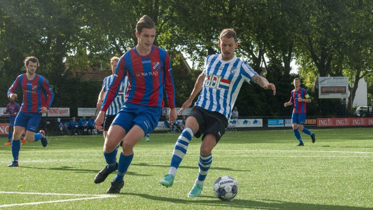 FC Eindhoven klopt amateurs in oefencampagne