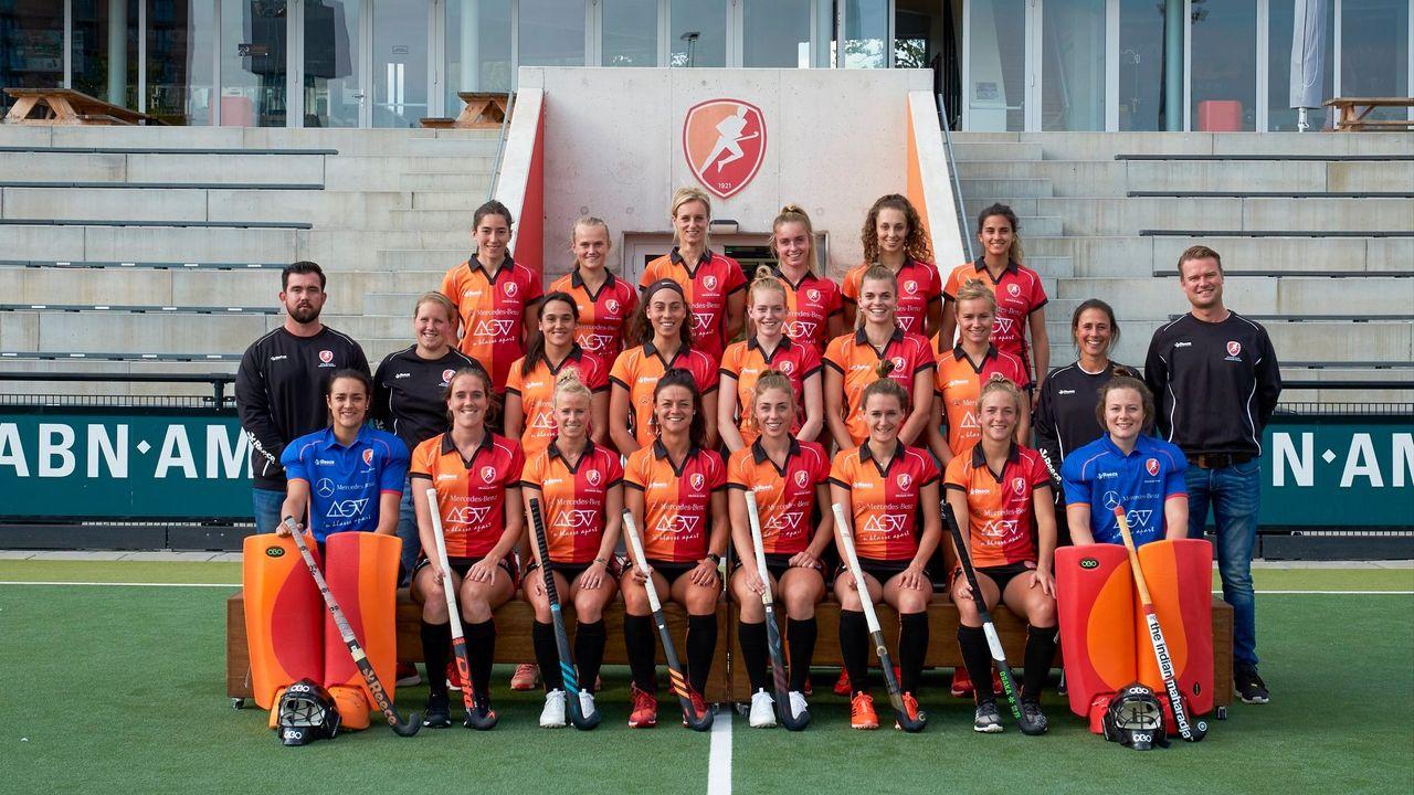 Oranje-Rood Dames haalt oude bekende terug naar de club