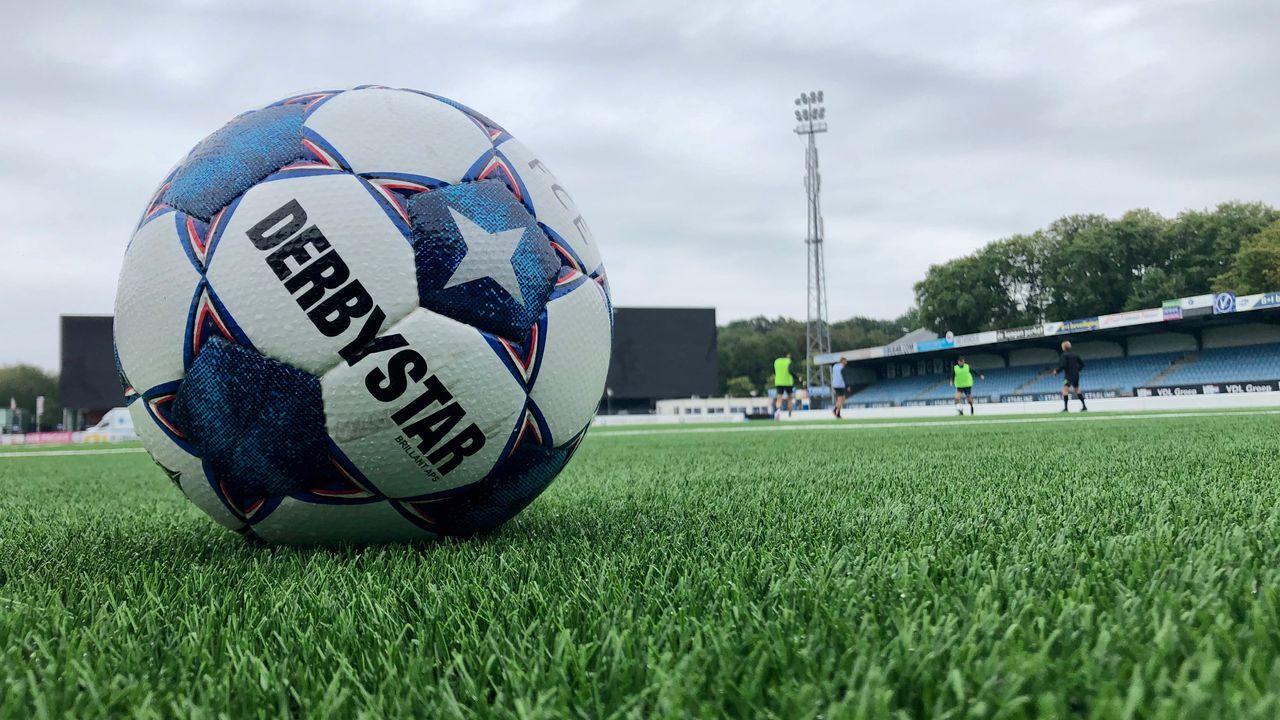 Gelijkspel voor FC Eindhoven in derby