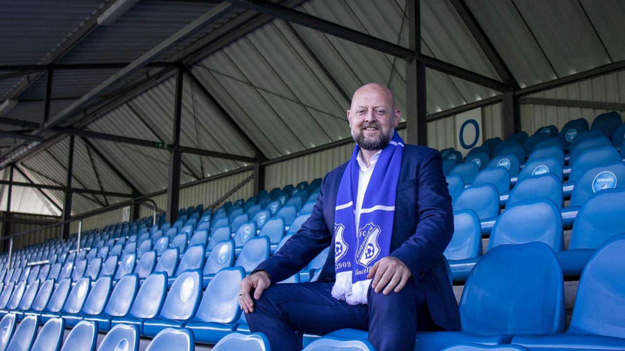 Belg wordt nieuwe Algemeen Directeur FC Eindhoven