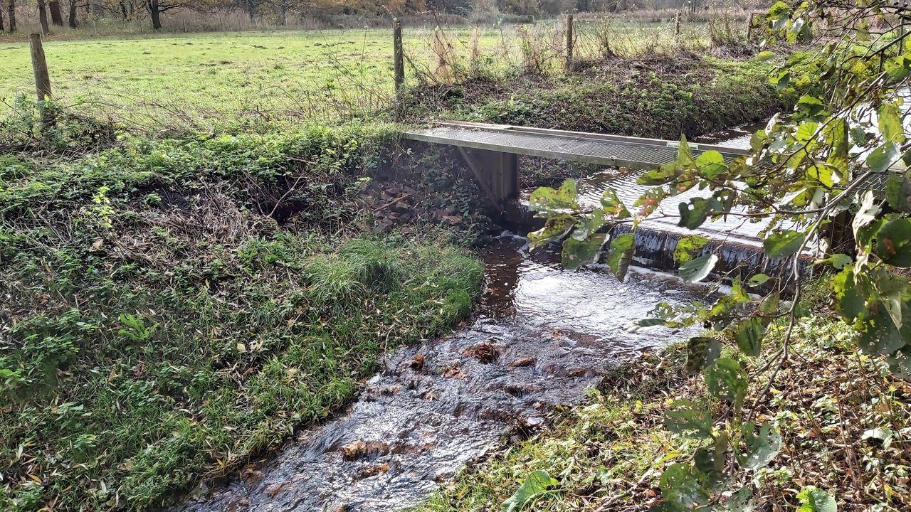 Waterschappen houden stuwen deze winter dicht