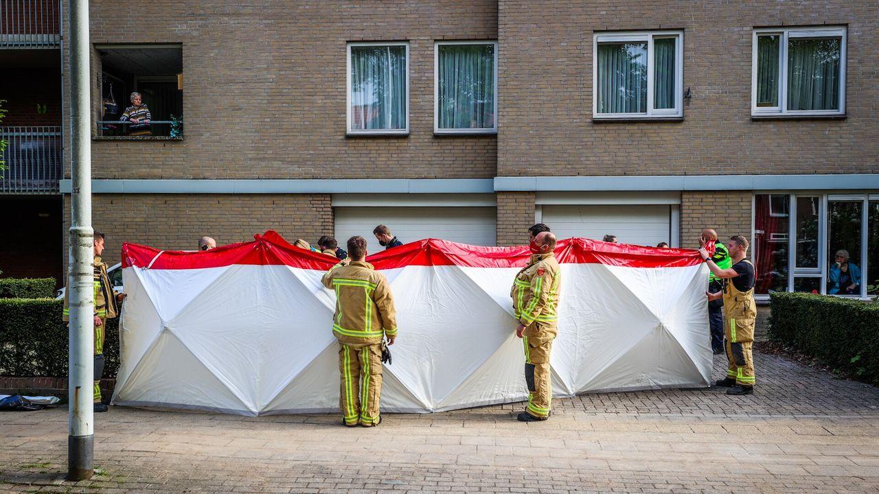 Man in kritieke toestand na brand in woonzorgcentrum in Eindhoven