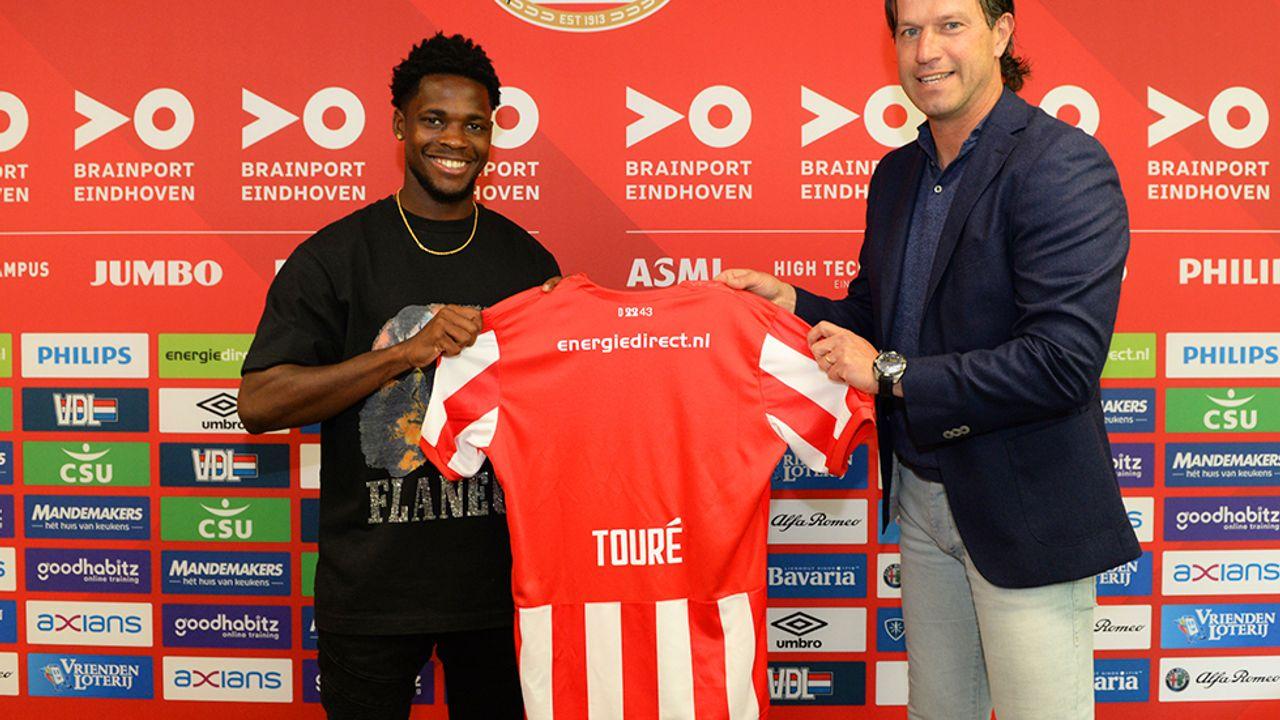 Cheick Touré (19) nieuwe aanwinst voor PSV