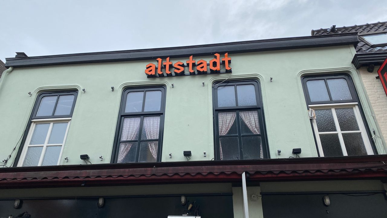 Rockcafé Altstadt is failliet