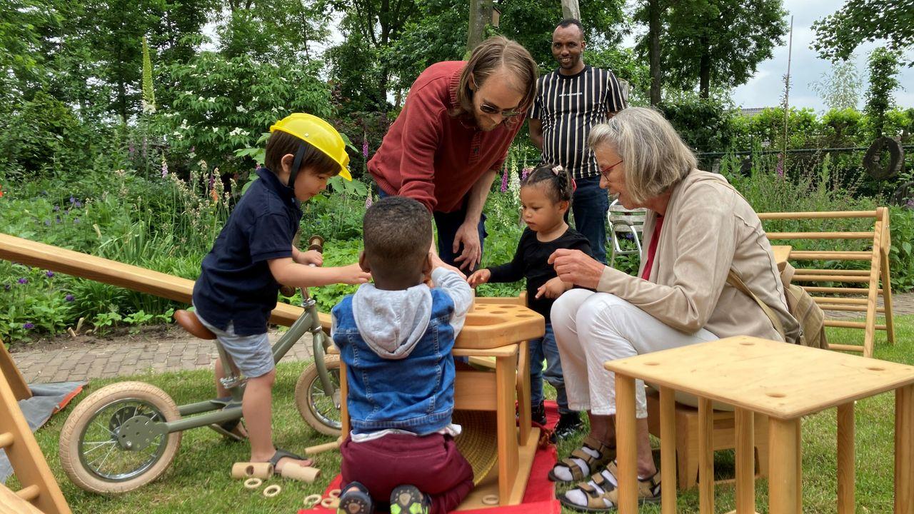 Speelotheek in Meerhoven wil mensen van verschillende nationaliteiten verbinden