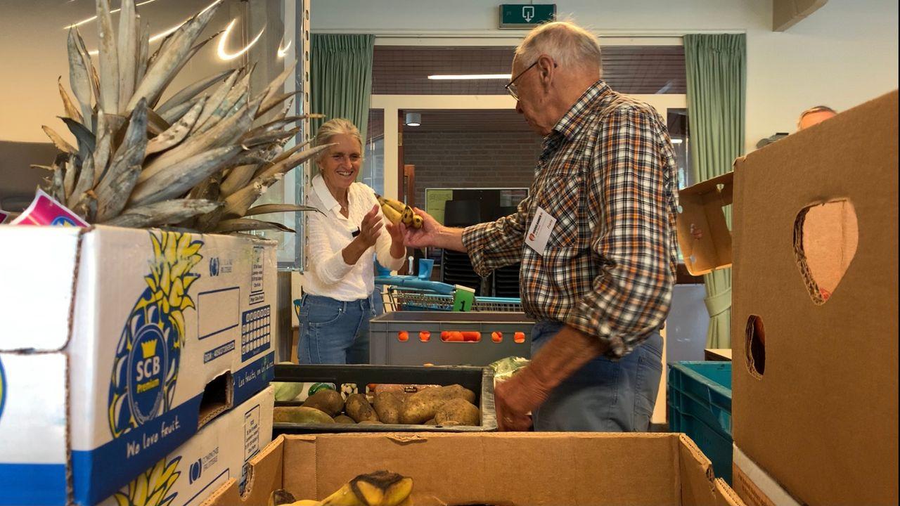 Voedselbank Aalst-Waalre geeft met winkelconcept het goede voorbeeld