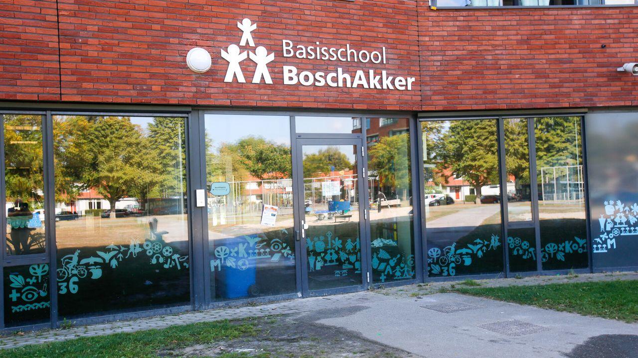 Basisschool Boschakker dicht door corona