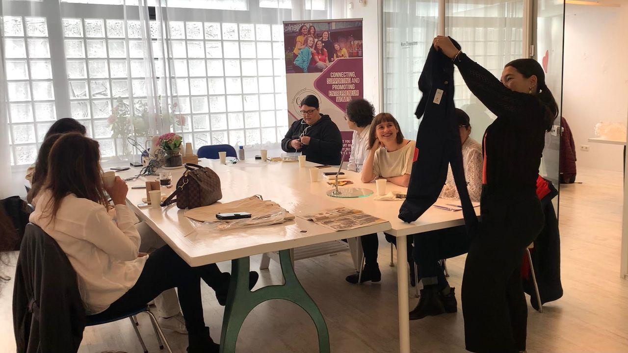 Expat vrouwen doen met eigen expo mee aan DDW