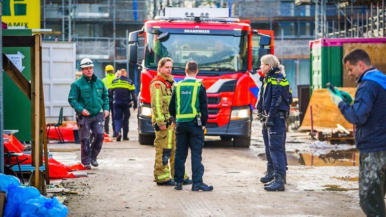 Inbraak en brandstichting in nieuwbouwwoning