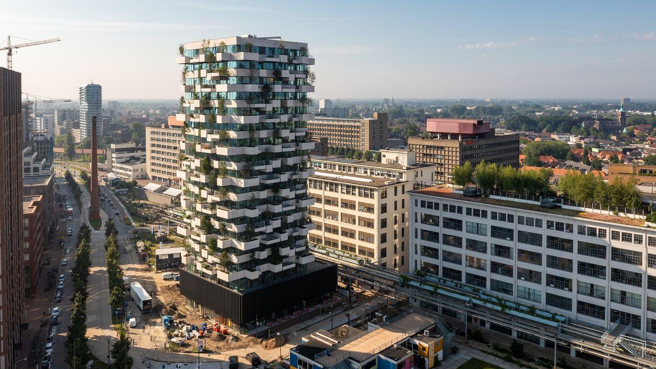 'Trudo Toren laat zien dat betaalbaarheid en duurzaamheid samen gaan'