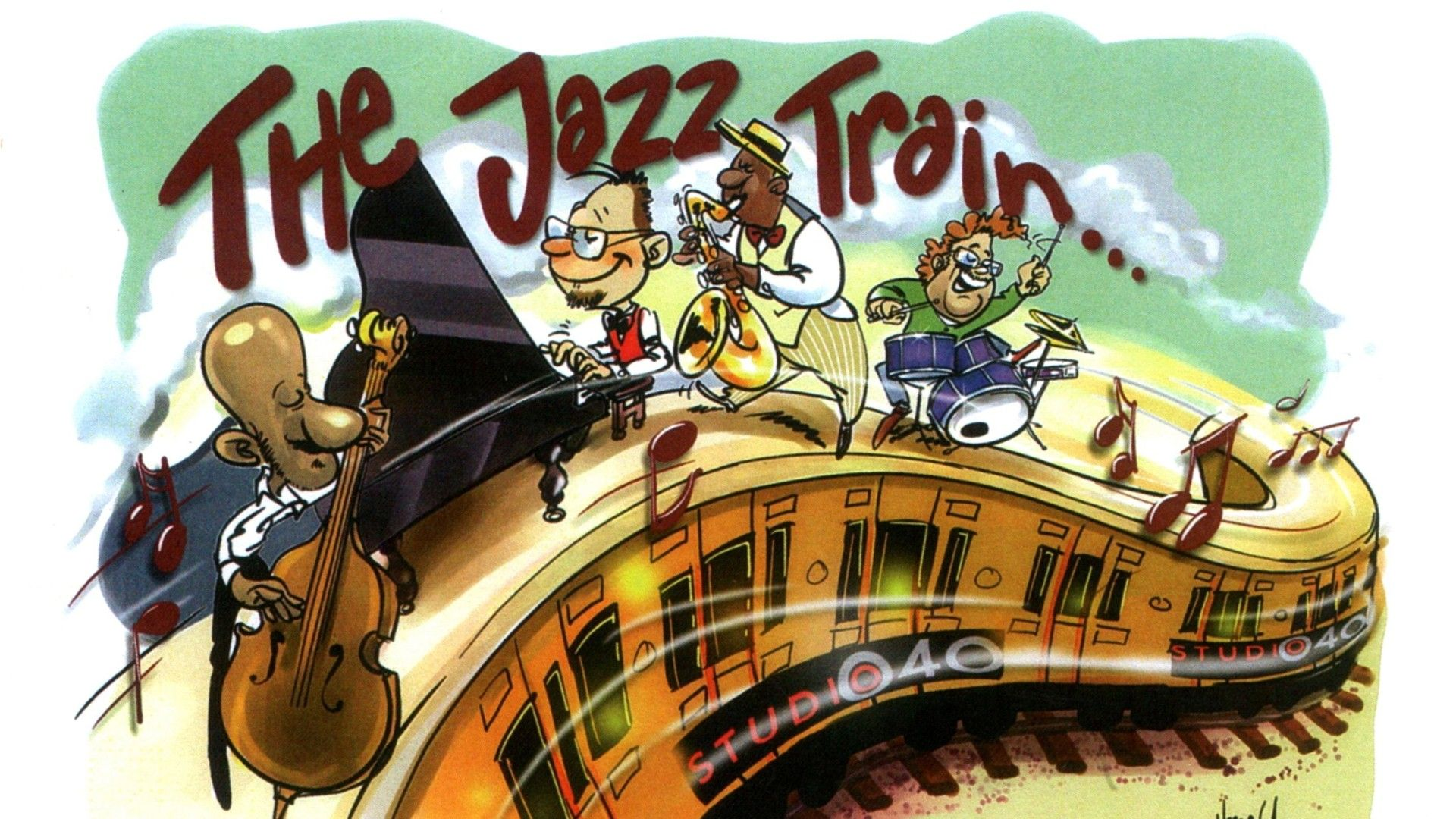 Jazztrain podcast