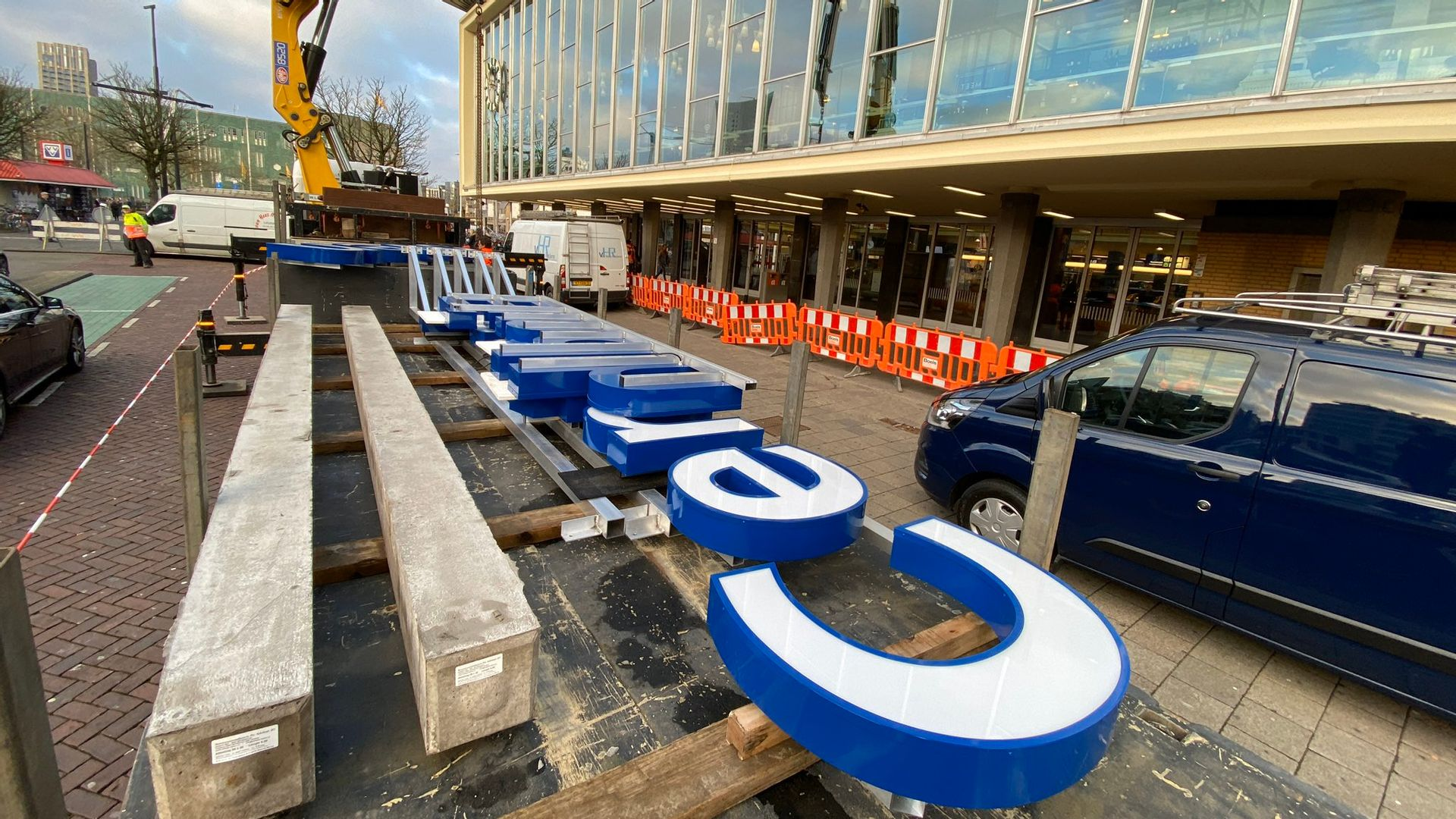 Eindhoven centraal_letters 01