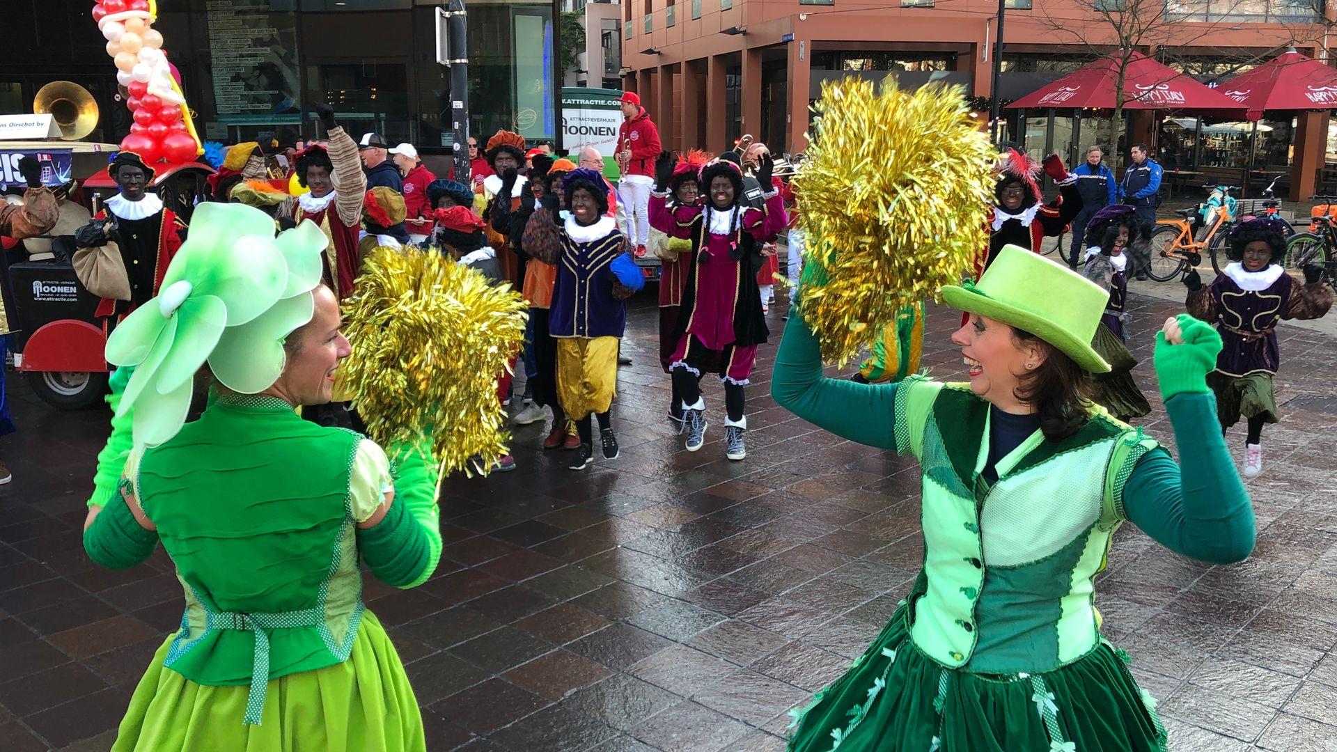 Pietennparade Dansen