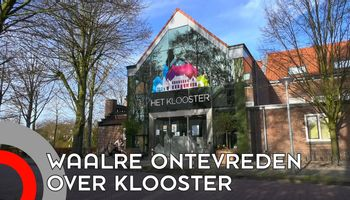 Politiek Waalre ontevreden over Klooster