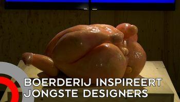 Boerderij inspireert jongste designers bij Graduation Show