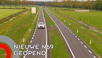 N69 open voor verkeer