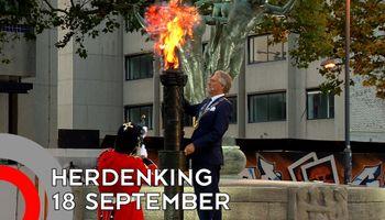 Eindhoven herdenkt op 18 september