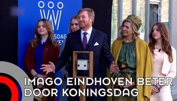 Imago van Eindhoven verbeterd door Koningsdag